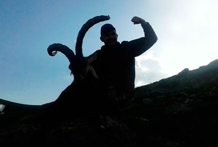 Gredos ibex hunting a real Spanish Hunting Adventure