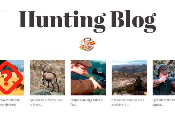 hunting blog