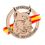 logo spanish hunting adventure