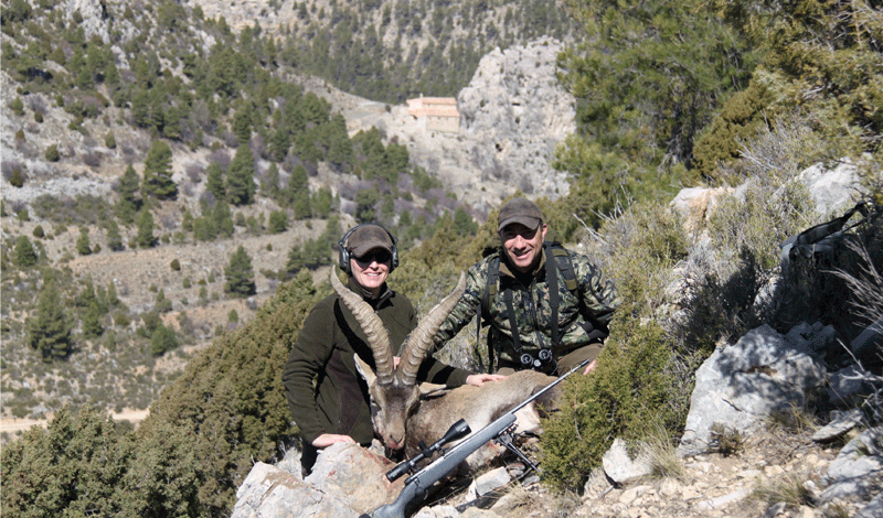 spanish hunting adventure team founders