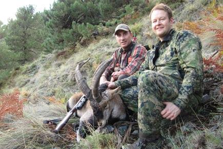 ronda ibex trophy